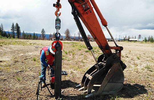 Geotechnical and Pile Testing for Solar Foundations