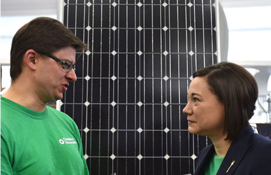 Alberta solar power system rebate leaves lots of questions open.